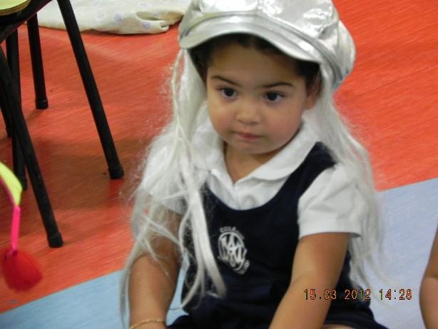 """Você está vendo imagens do artigo:  Projeto Identidade: """"Eu sou assim"""" - Maternal I"""